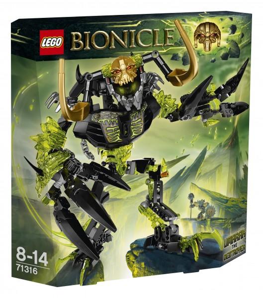 LEGO® BIONICLE® 71316 Umarak der Unheilsbringer