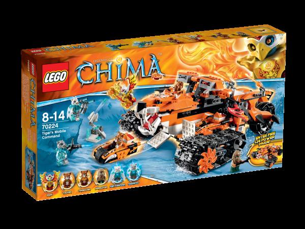 LEGO® Chima 70224 Mobile Kommandozentrale der Tiger