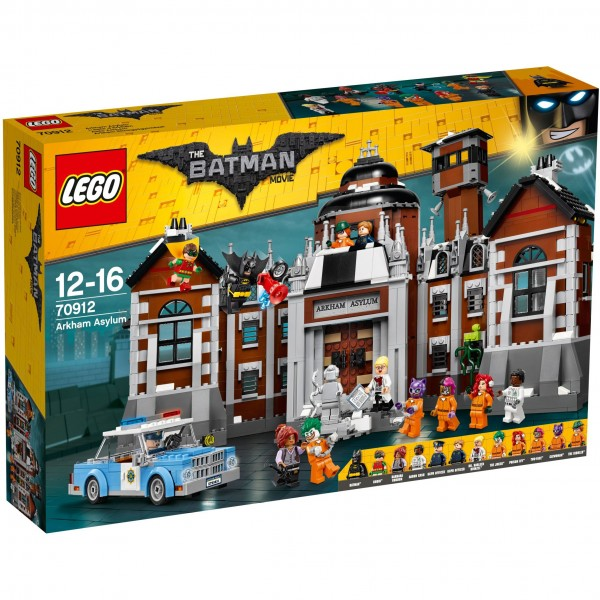 The LEGO® Batman Movie 70912 Arkham Asylum