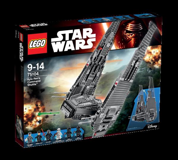 LEGO® Starwars 75104 Kylo Rens Command Shuttle