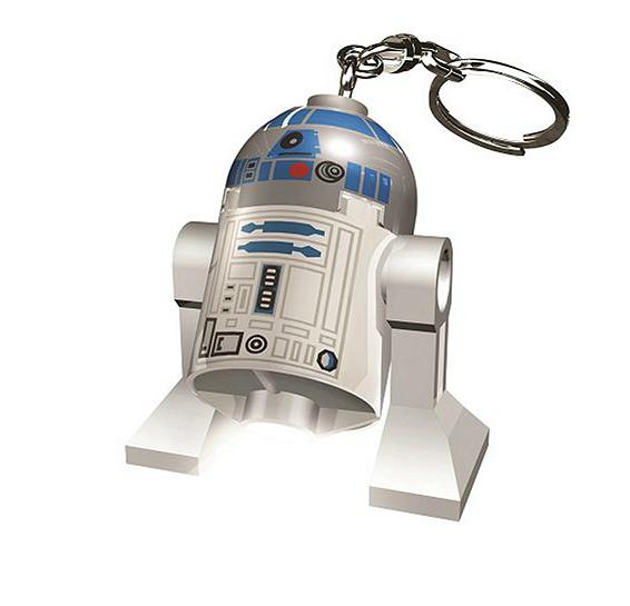 LEGO® 5002912 Schlüsselanhänger R2-D2 mit Licht