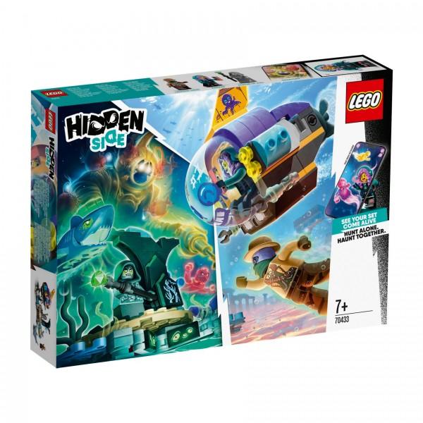LEGO® Hidden Side™ 70433 J.B.'s U-Boot