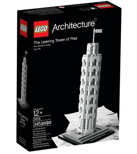LEGO® Architecture 21015 Der Schiefe Turm von Pisa