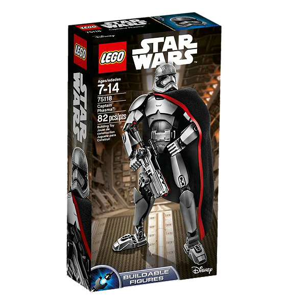 LEGO® Starwars 75118 Captain Phasma