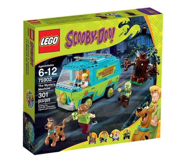 LEGO® Scooby Doo 75902 Mystery Machine