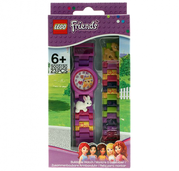 LEGO® Friends 9005190 Stephanie Armbanduhr
