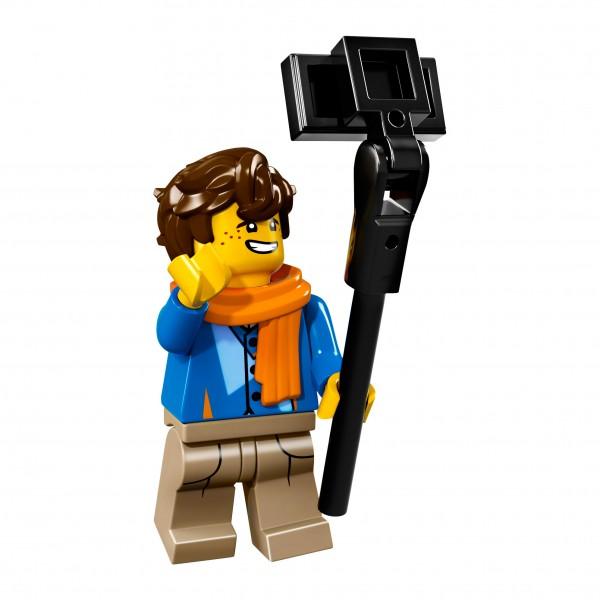 LEGO® 71019 NINJAGO Movie Minifigur - Jay Walker 71019-06
