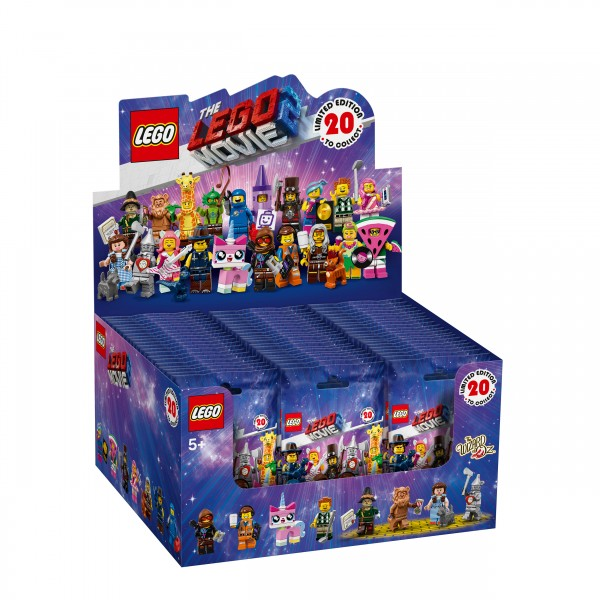 LEGO® 71023 THE LEGO® MOVIE 2 Minifiguren Thekendisplay