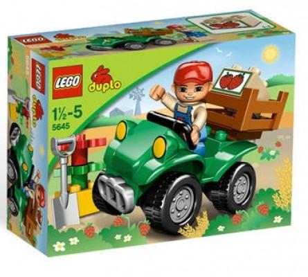 LEGO® DUPLO® 5645 Gelände-Quad für den Bauernhof