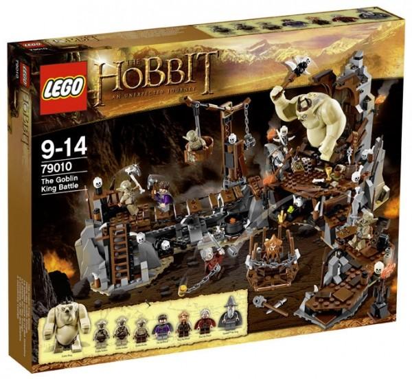 LEGO® Der Hobbit 79010 Höhle des Goblin Königs