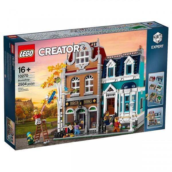 LEGO® 10270 Buchhandlung