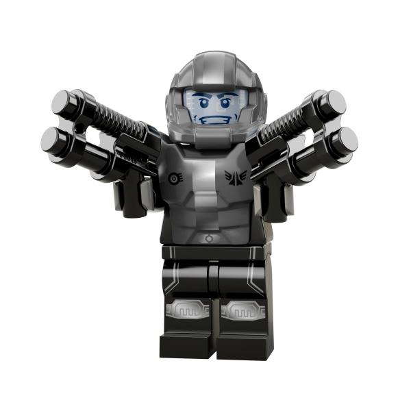 LEGO® Minifiguren Serie 13 - Space Soldier 71008-16