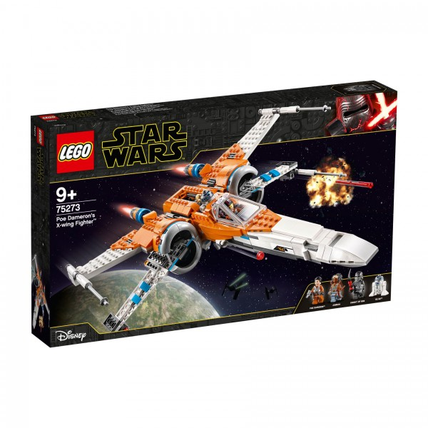 LEGO® Star Wars™ 75273 Poe Damerons X-Wing Starfighter™