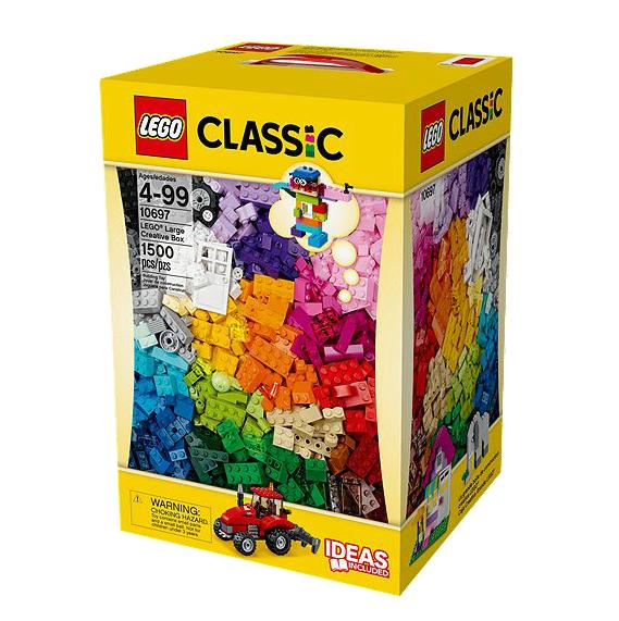 LEGO® Classic 10697 Große Kreativ-Steinebox