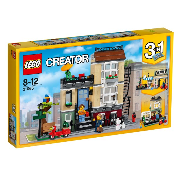 LEGO® Creator 31065 Stadthaus an der Parkstraße