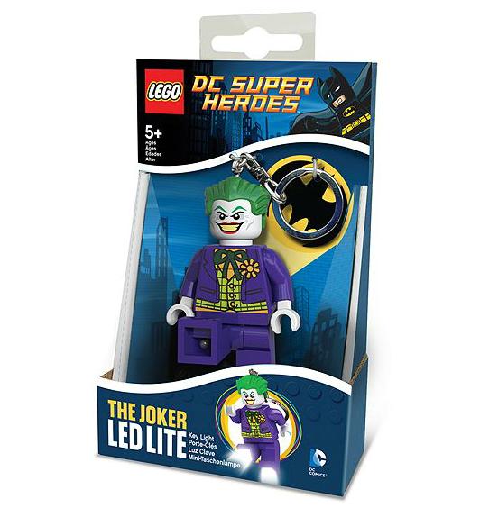 LEGO® 5004797 Schlüsselanhänger The Joker mit Licht