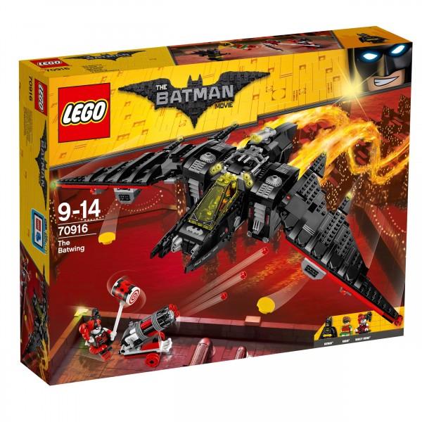 The LEGO® Batman Movie 70916 Batwing