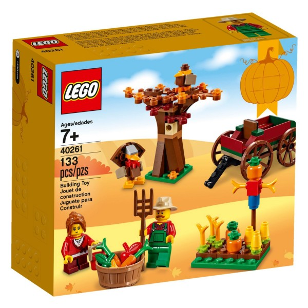 LEGO® 40261 Große Ernte vor dem Erntedankfest