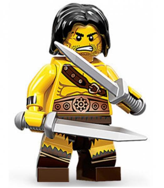 LEGO® Minifiguren Serie 11 - Barbar 71002-01