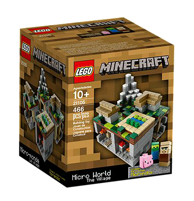 LEGO® 21105 Minecraft The Village