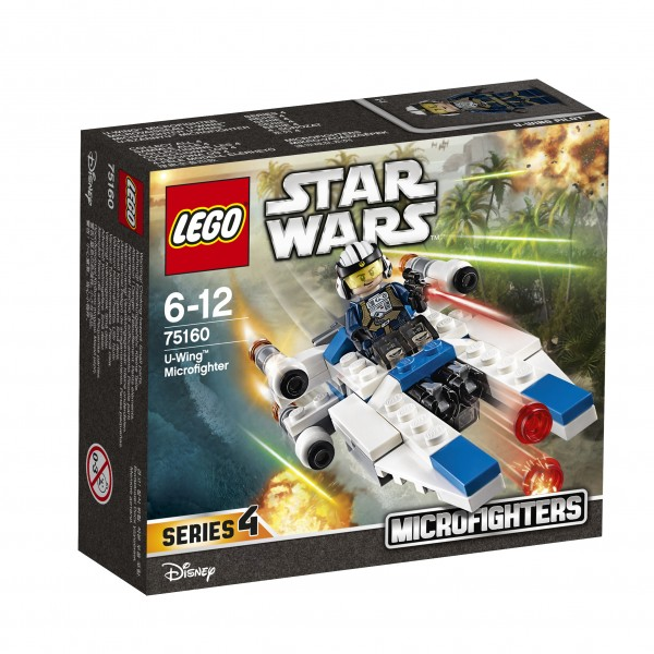 LEGO® Starwars 75160 U-Wing Microfighter