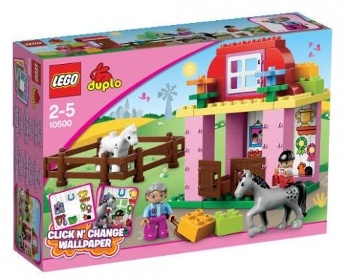 LEGO® DUPLO® 10500 Pferdestall