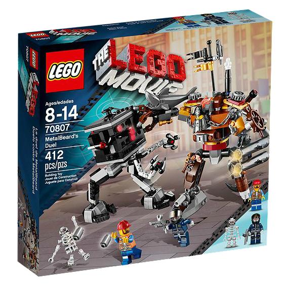 LEGO® Movie 70807 Eisenbarts Duell