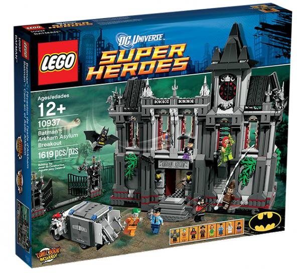 LEGO® 10937 Batman Ausbruch aus Arkham Asylum