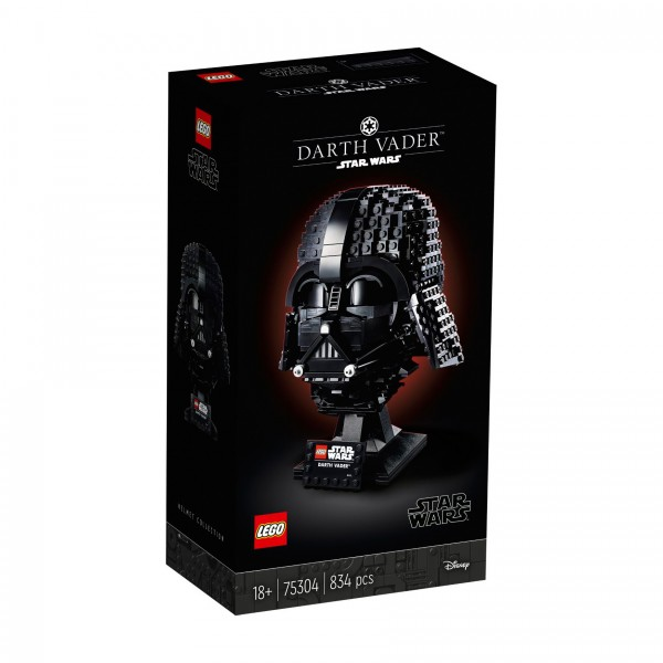 LEGO® Star Wars™ 75304 Darth-Vader™ Helm
