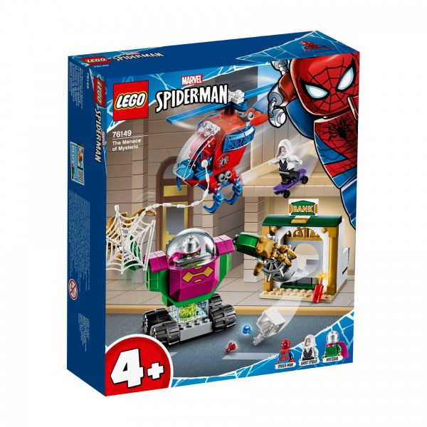 LEGO® Marvel Super Heroes™ 76149 Mysterios Bedrohung