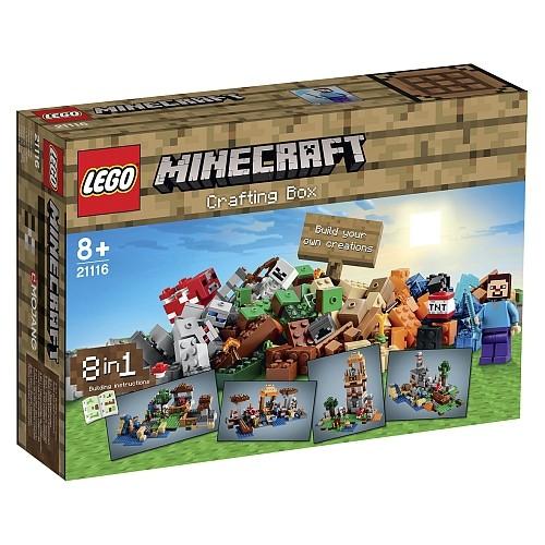 LEGO® Minecraft 21116 Crafting-Box