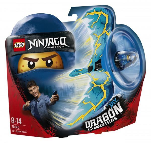 LEGO® Ninjago 70646 Drachenmeister Jay