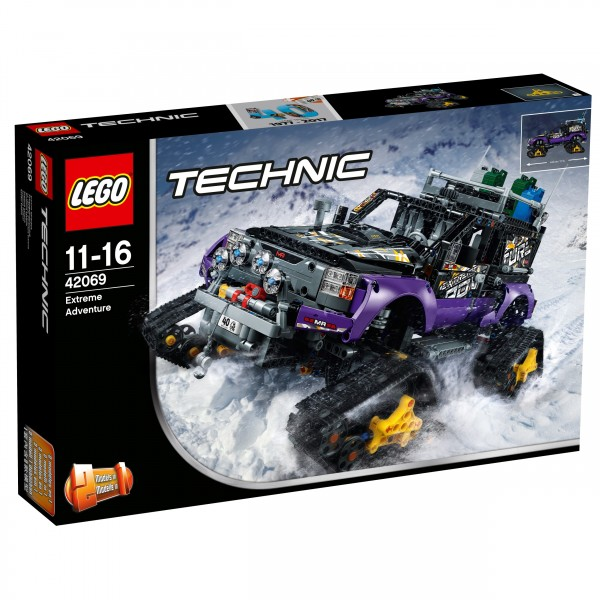 LEGO® Technic 42069 Extremgeländefahrzeug