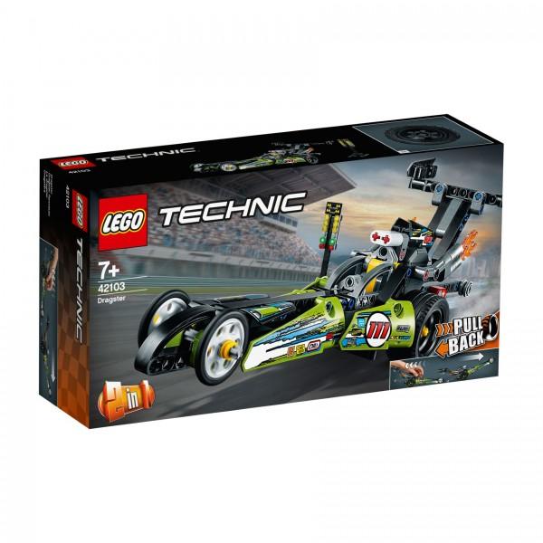 LEGO® Technic 42103 Dragster Rennauto