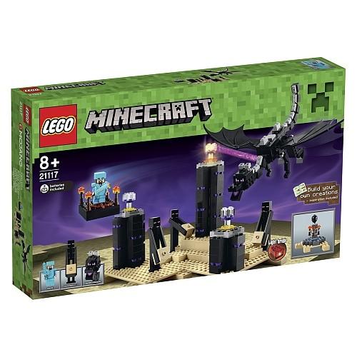 LEGO® Minecraft 21117 Der Enderdrache