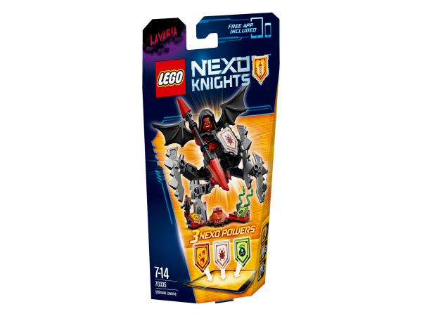 LEGO® Nexo Knights 70335 Ultimative Lavaria