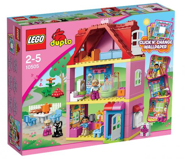 LEGO® DUPLO 10505 Familienhaus