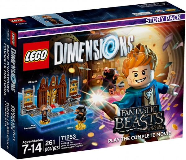 LEGO® Dimensions 71253 Story-Pack Fantastic Beasts