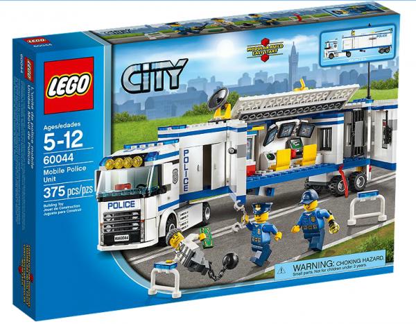 LEGO® CITY 60044 Polizei-Überwachungs-Truck