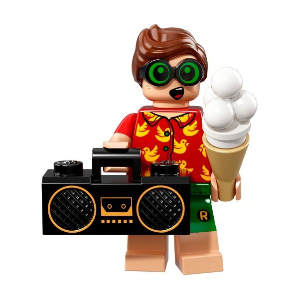 The LEGO® Batman Movie Minifigur Serie 2 - Ferien Robin 71020-08