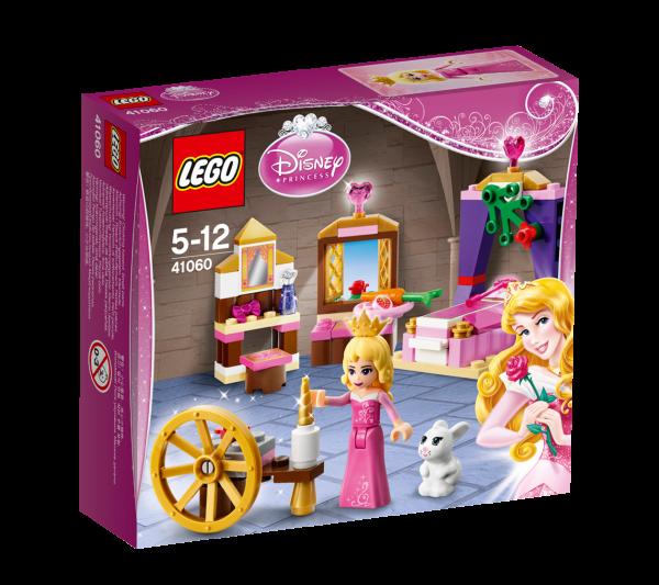LEGO® Disney Princess 41060 Auroras königliches Schlafzimmer