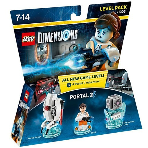 LEGO® Dimensions 71203 Level Pack Portal 2