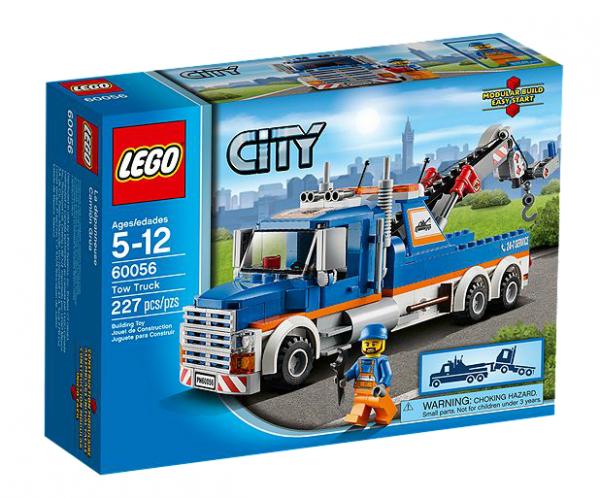 LEGO® CITY 60056 Abschleppwagen