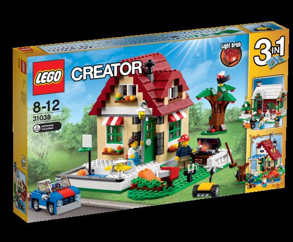 LEGO® Creator 31038 WechselndeJahreszeiten