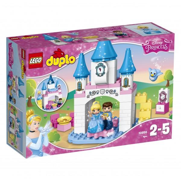 LEGO® DUPLO® 10855 Cinderellas Märchenschloss