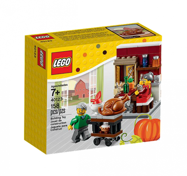 LEGO® 40123 Erntedankfest