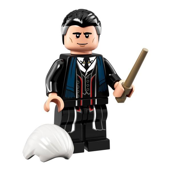 LEGO® Minifigur 71022-22: Percival Graves