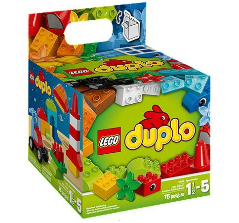 LEGO® DUPLO® 10575 Bausteine-Würfel