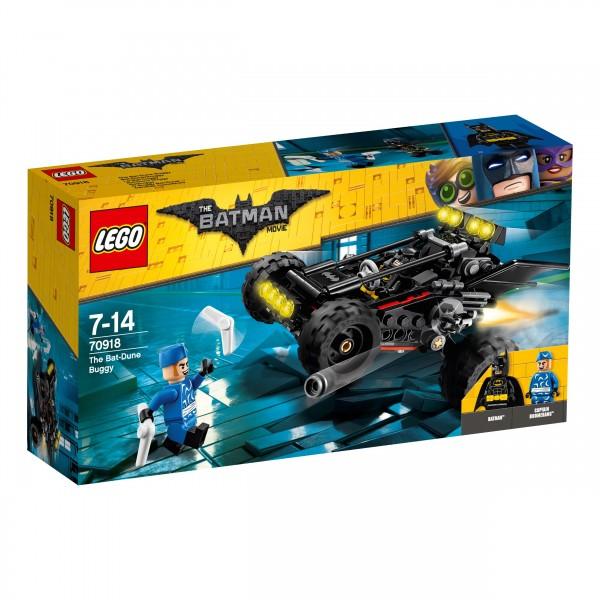 The LEGO® Batman Movie 70918 Bat-Dünenbuggy