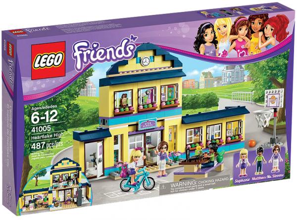 LEGO® Friends 41005 Heartlake Schule